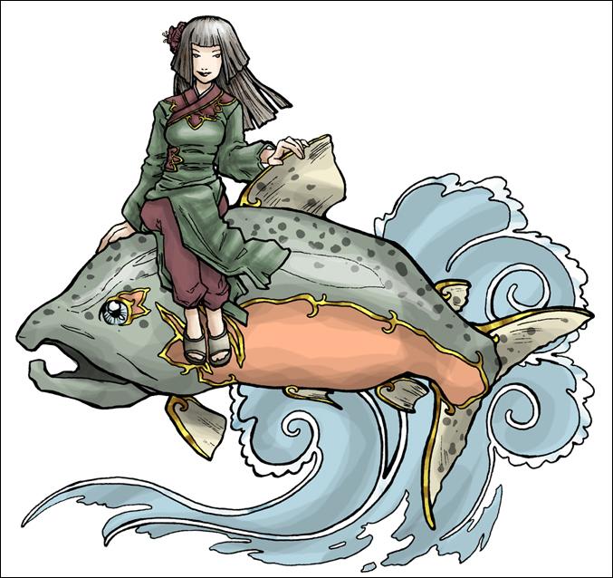 ANCEA mascot
